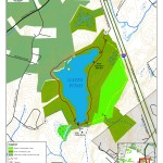 Gates Pond Reservoir, Hudson Town Forest and Berlin Conservation Land high res