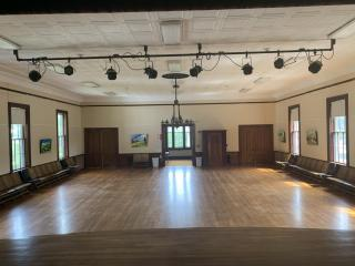 Grand Hall view from stage