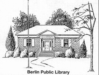 Berlin Public Library sketch